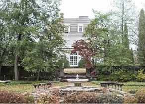 Sue Grafton's home, Lincliff
