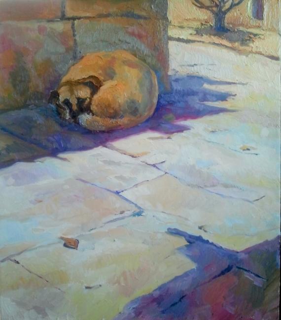 Suren Nersisyan painting