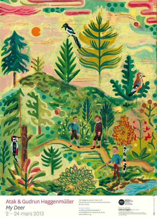 ATAK The Garden