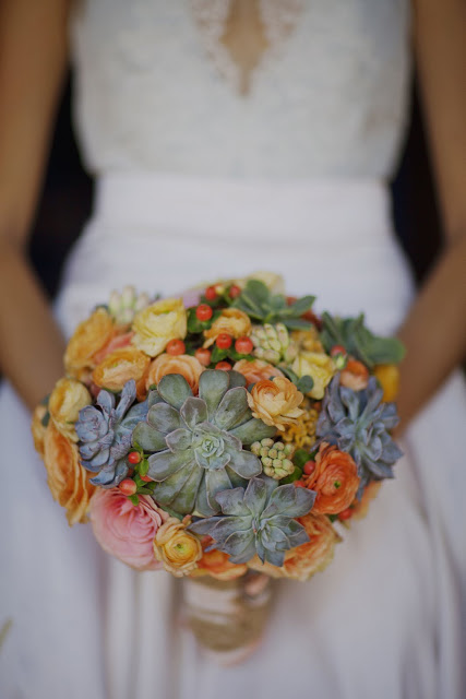 bridal bouquet 5