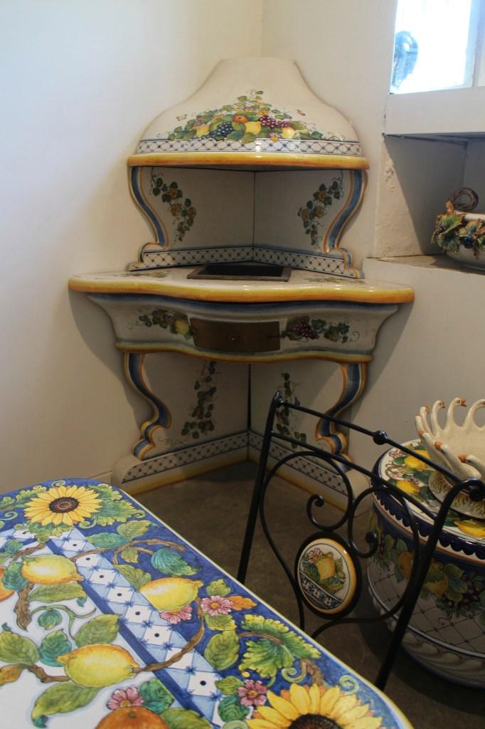 Italian ceramic art