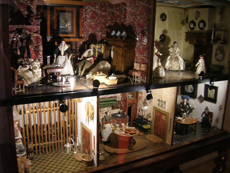 The Dollhouse Of Petronella Oortman Brandt