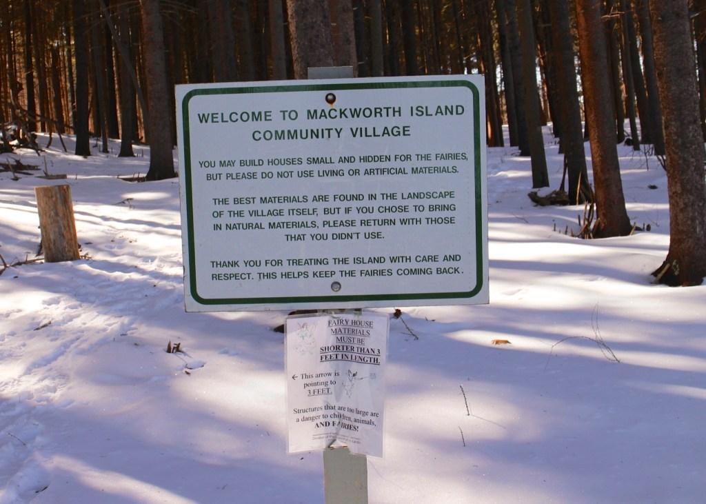 Mackworth Island Falmouth Maine