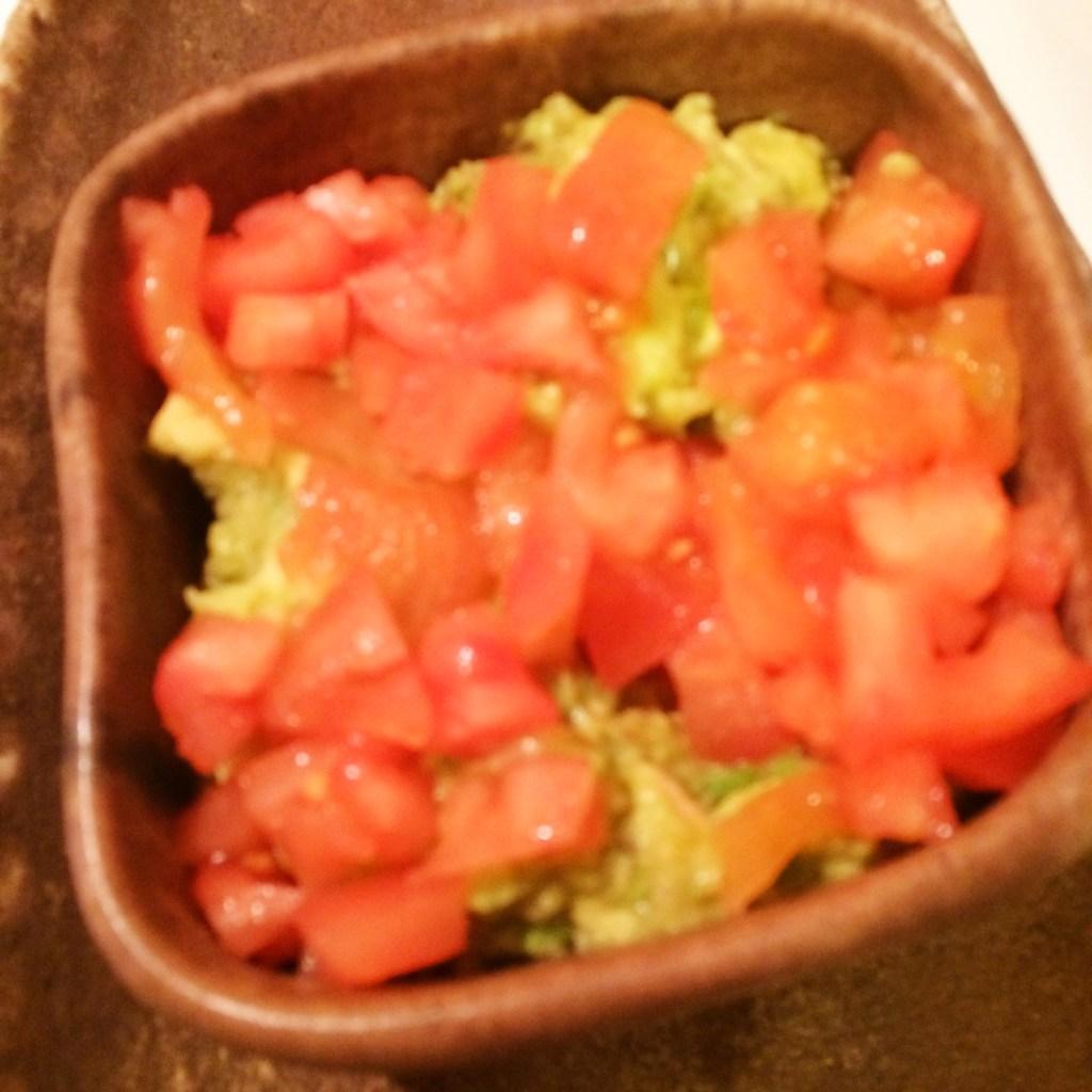 Ina Garten's guacamole