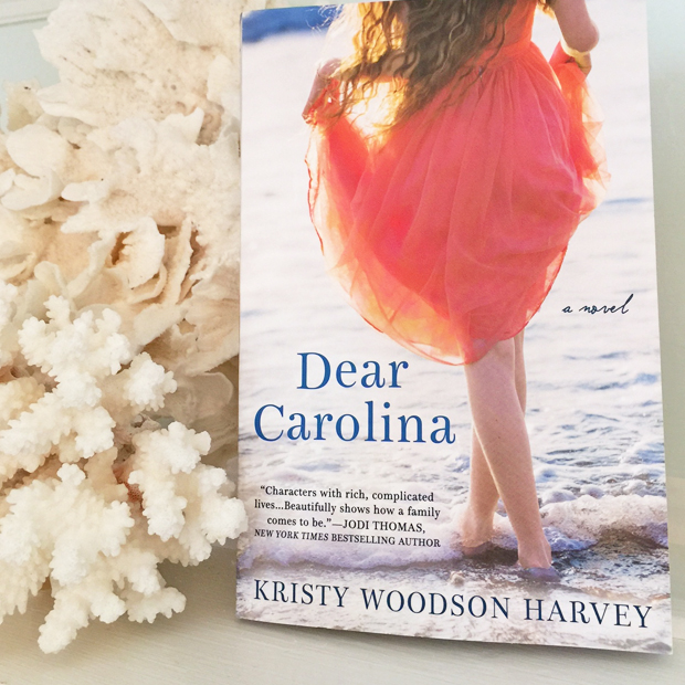 On The Bookshelf:  Dear Carolina