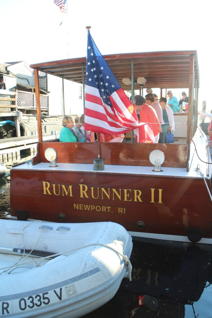 Sunset Cruise aboard the Rum Runner in Newport