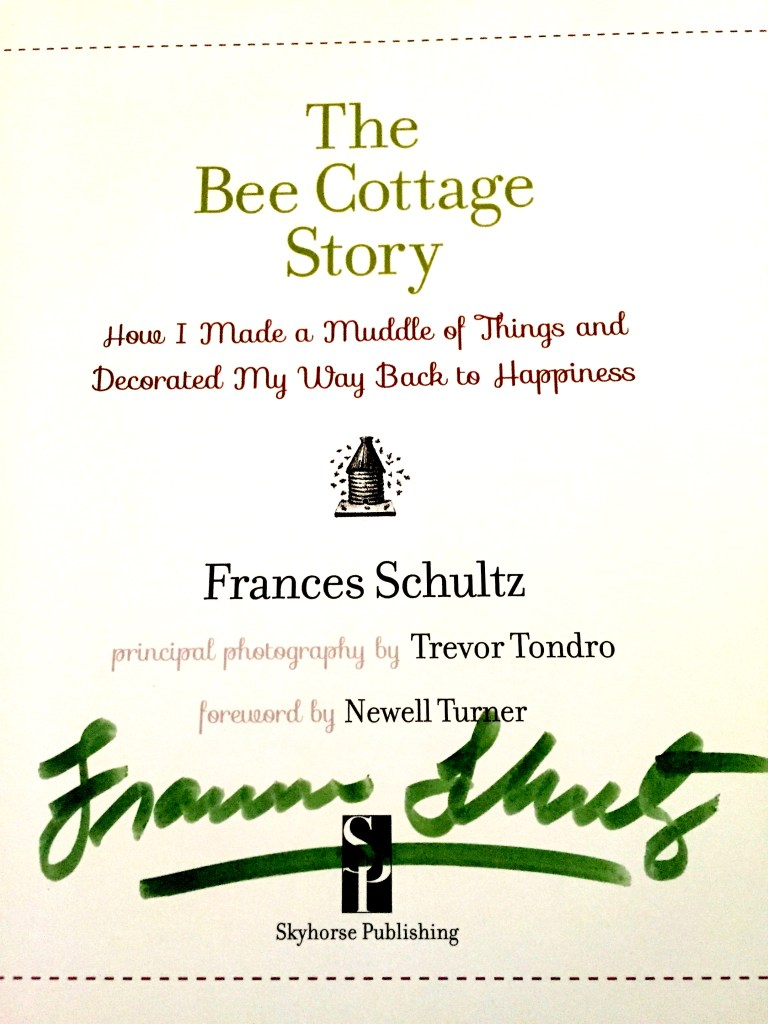 The Buzz About Bee Cottage