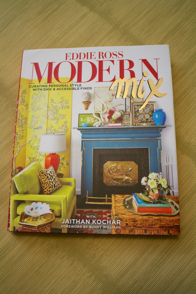 On The Bookshelf:  Modern Mix
