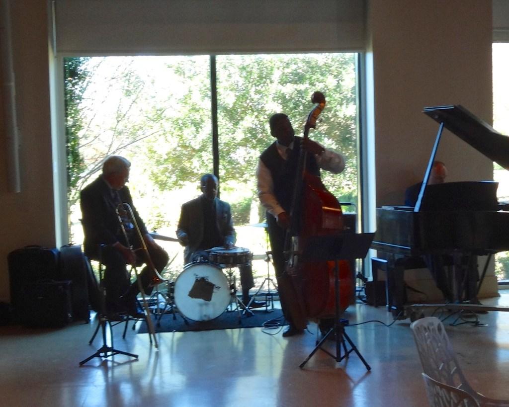Howard Jones aka Dr. Jazz