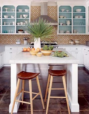 Tom Scheerer (Vero Beach) H_B_ -Kitchen