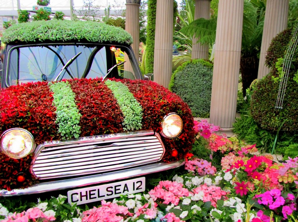In Anticipation of The Chelsea Flower Show