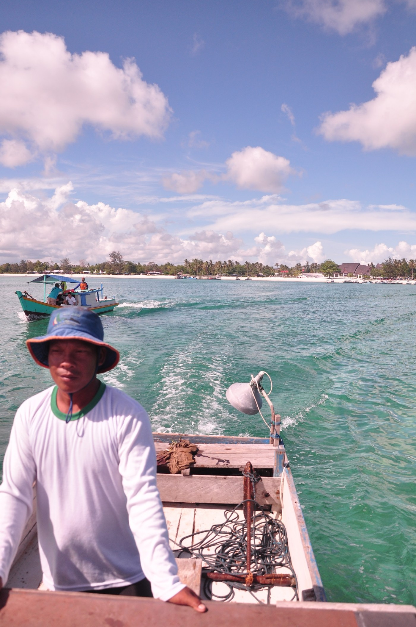 Island Hopping In Belitung Marshadiany