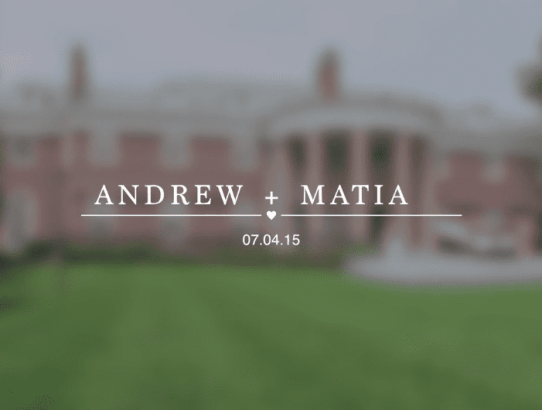 Complete Weddings and Events - Louisville Wedding Videography - Marshall Artz Studio