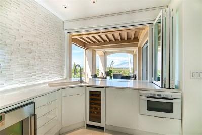 Kitchen, Lanai View, Wailea Condominium Renovation