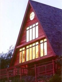 Exterior, Mountain House Renovation
