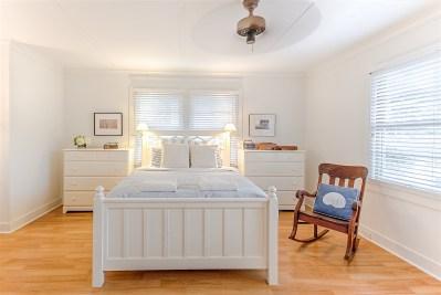 Bedroom, Wailuku Bungalow Restoration