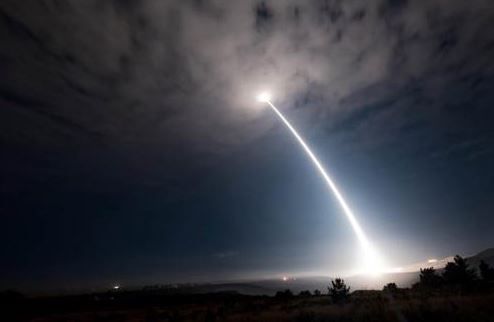 Minuteman Missile Launch