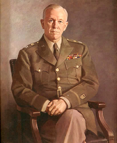 Image result for pictures of george c. marshall