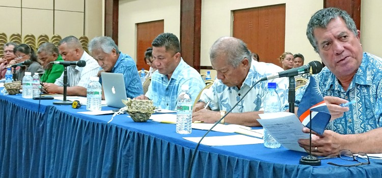 Toxic fish focus of JCM talks