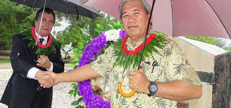 Honoring Amata on President's Day