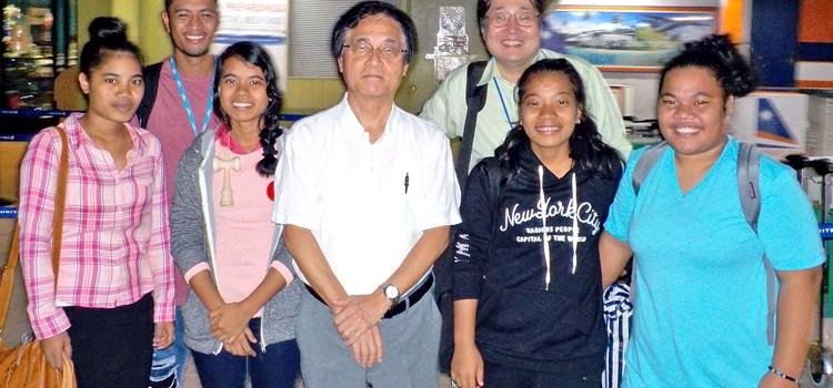 Students like Japan Jenesys