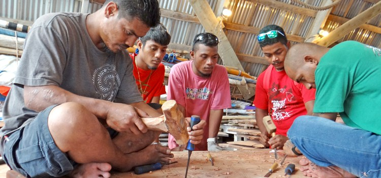 WAM develop youth skills