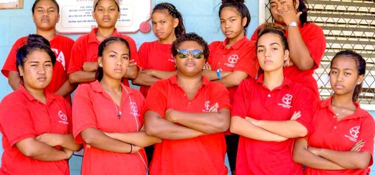 Girls basketball showdown