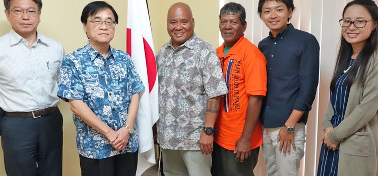 Japan backs canoe program