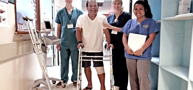 US docs get people walking