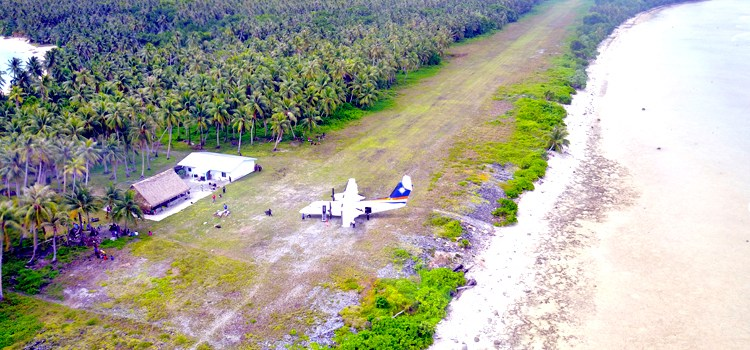 AMI ramps up outer island flights