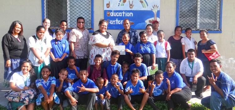 MIEPI celebrates by funding ideas