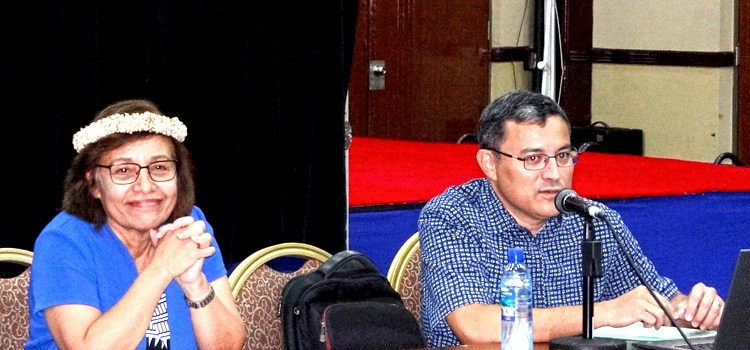 Heine engages with RMI officials