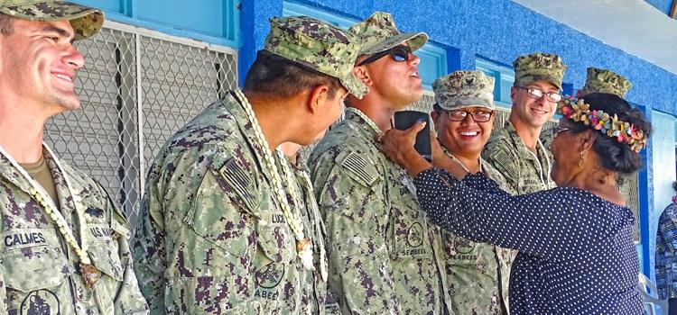 Rita likes US Seabees