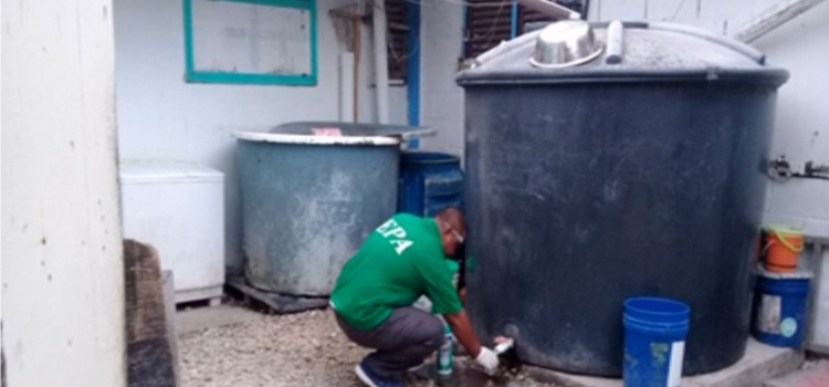EPA responds to Ebeye water problems