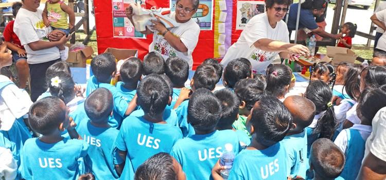 Children get boost in RMI