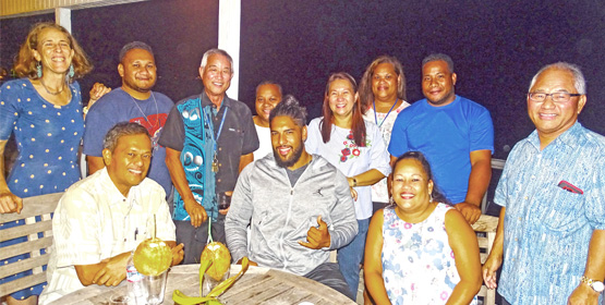 Kikaha's visit stirs interest
