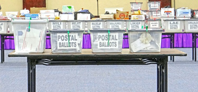 'Postals' remain wildcard for election