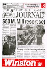 $50m resort for Mili Atoll