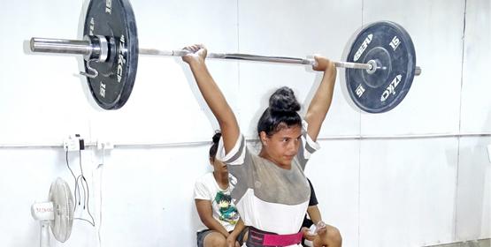 Strong women (and men) eye Games
