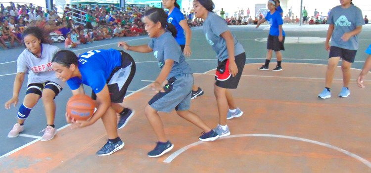 Ebeye girls' court battles