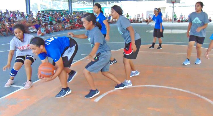 Ebeye girls' court battles