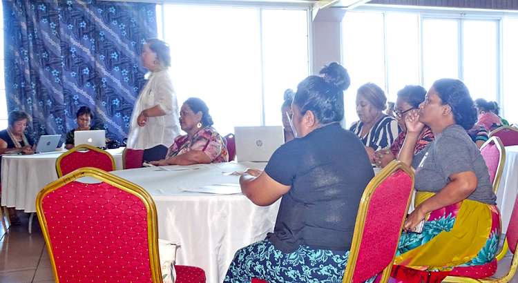 IOM launches women's biz program