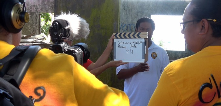 Marshallese-made film debut