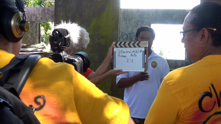 Marshallese-made film debut