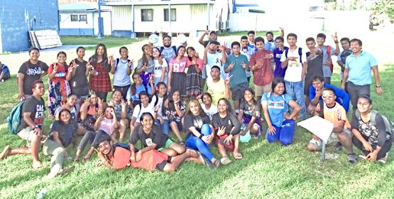 UB summer program rocks