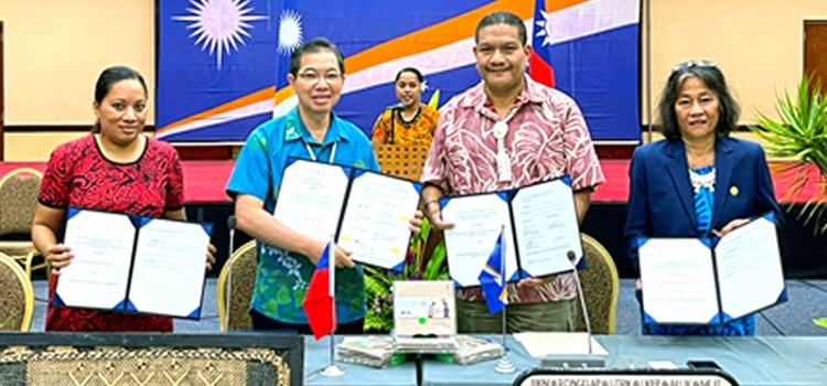 Taiwan boosts RMI women