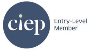 CIEP: the Chartered Institute of Editing and Proofreading logo