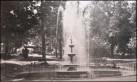 Original 1889 Fountain awaiting restoration