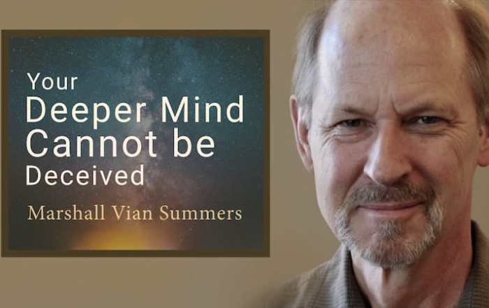 the deeper mind can't be deceived