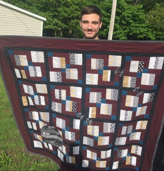 Star Trek Quilt ryan
